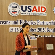 Remarks by U.S. Ambassador to the Association of Southeast Asian Nations Nina Hachigian at the USAID Oceans and Fisheries Partne