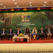 Remarks by Ms. Veena Reddy, Mission Director, USAID/Cambodia, Launch of Social and Behavior Change Campaign to Protect Forest and Wildlife in Prey Lang
