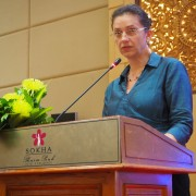Remarks by Sandra Stajka, Director, Food Security & Environment Office