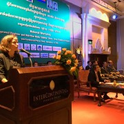 Polly Dunford, Mission Director, USAID Cambodia