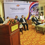 Remarks by Polly Dunford, Mission Director, USAID Cambodia, Training of Facilitators on the ASEAN SME Academy