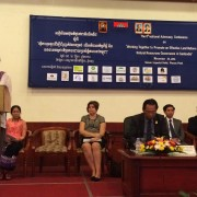 The 8th National Advocacy Conference on Promoting Effective Reform on Land and Natural Resources Governance in Cambodia