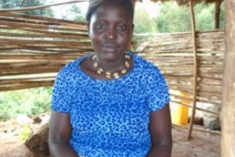 Ayugi Stella, advocate for women's land rights in Uganda