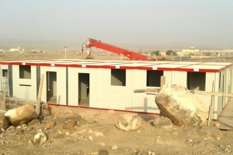 Future site of a new health center in Djibouti.