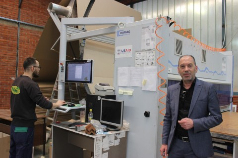 Made in Kosovo: Kosovo Wood Sector Builds Its Reputation