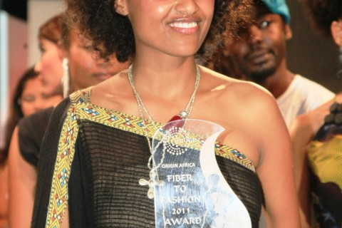 Ethiopian Designer Ready to Fly