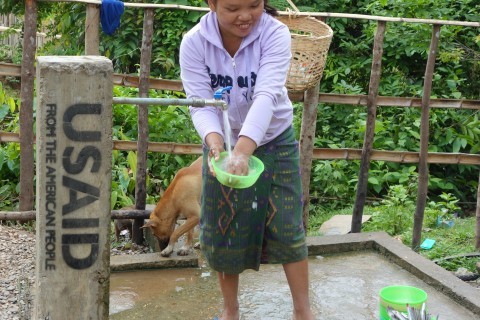 Helping Communities in rural Lao PDR Access Clean Water