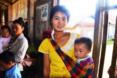 USAID Partners for Preventive Nutrition Protecting Mothers and Children in Laos
