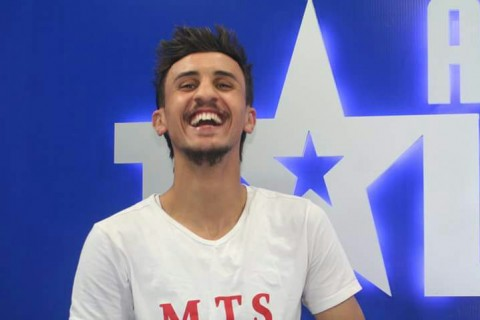 "Youssef Salhi, a Moroccan youth from Tangier, was selected along with his theatre troupe to compete on the international ""Arabs Got Talent"" competition"