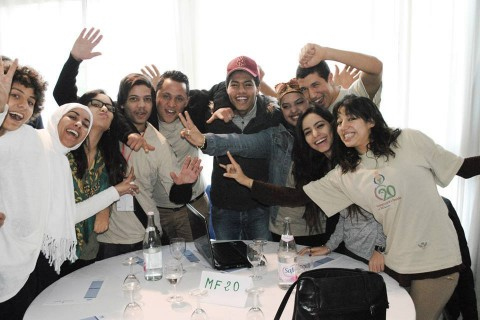 Youth Leaders Tunisia Work for a New Generation