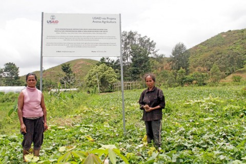USAID Avansa Agrikultura Project