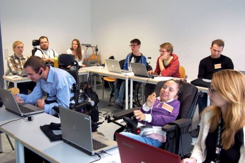 Assistive technology opens doors