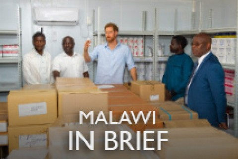 Malawi In Brief. Click to read
