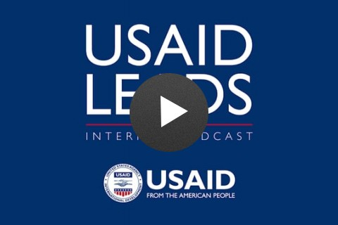 USAID Leads Podcast: How USAID Supports Women and Girls and Why We Do It