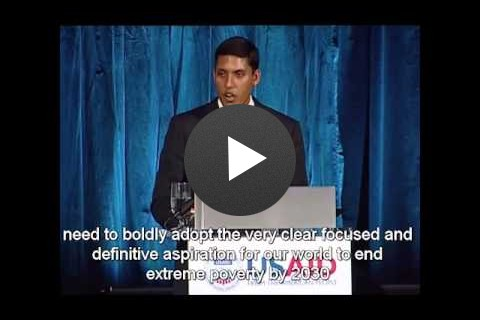 Frontiers in Development 2014 Speaker Highlights - Rajiv Shah