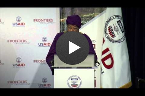 President Ellen Johnson Sirleaf on USAID Forward