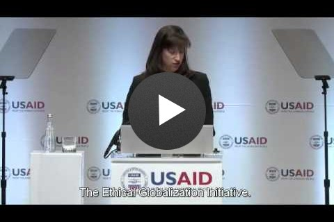 Frontiers in Development 2014 - Day 2: Opening Remarks