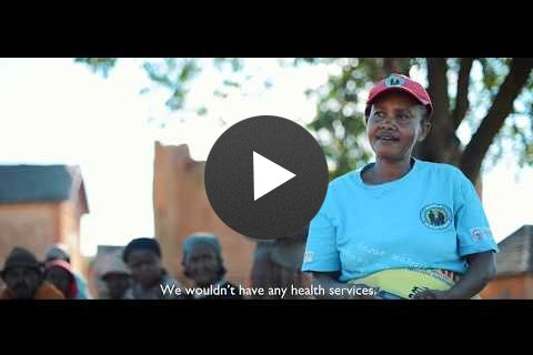 Community Health Care Keeps Malagasy Families Strong
