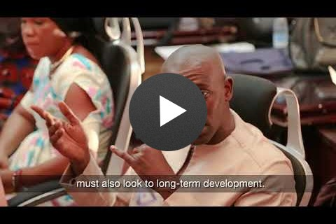 Resilient Guinea: National Forum on Learning for Sustainable Development