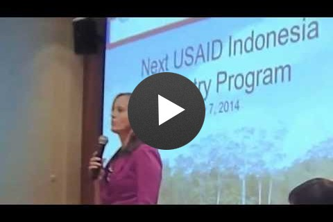 USAID/Indonesia Consultation Meeting on Future of Forestry Program