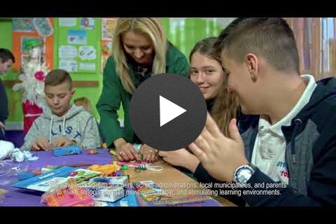 USAID Macedonia Promotes Inclusion in Education