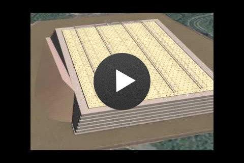 In-Pile Thermal Desorption (IPTD) Animation
