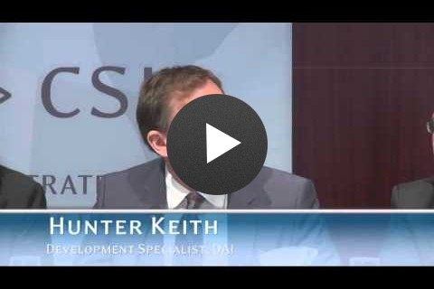 Video: Advances and Challenges in Political Transitions, Morning Track 1