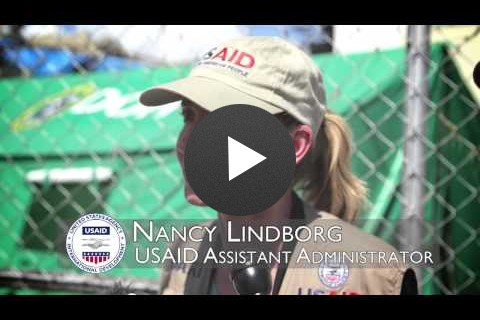 USAID Announces Additional $10 Million for Philippine Relief Effort