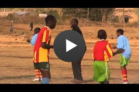 Soccer Helps Youth Promote Peace in Kenya