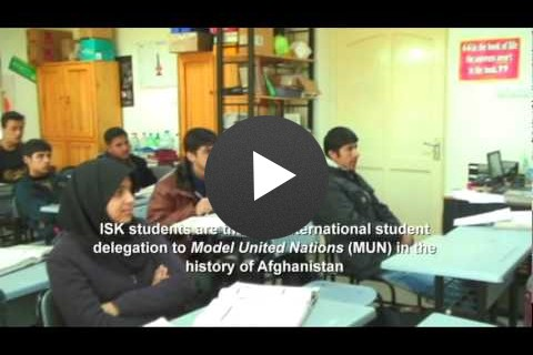 International School of Kabul (ISK): Modeling Education and Shaping a Nation