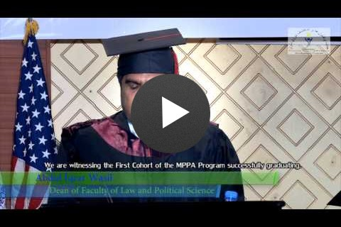 MPPA 1st Cohort Graduation Program coverage