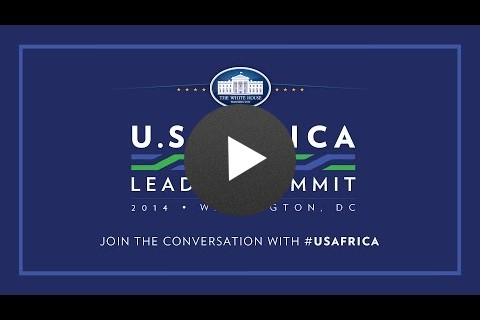 U.S.-Africa Leaders Summit: Resilience and Food Security in a Changing Climate