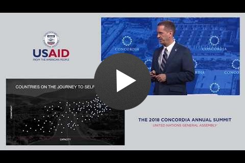USAID Administrator Mark Green's Remarks At The Concordia Summit's Journey To Self-Reliance Event