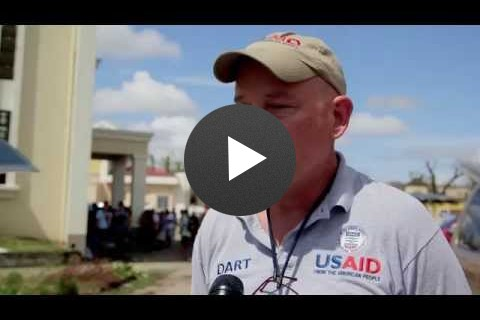 Inside USAID's Typhoon Haiyan Disaster Response