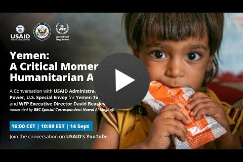 Yemen: A Critical Moment for Humanitarian Action
