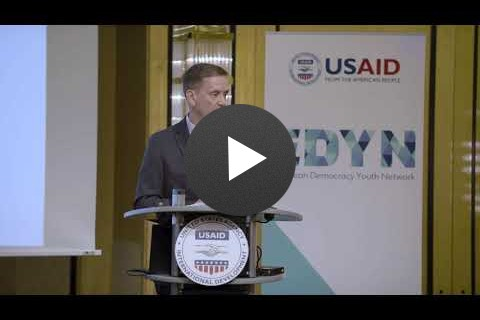 Administrator Green's Remarks At European Democracy Youth Network (EDYN) Conference