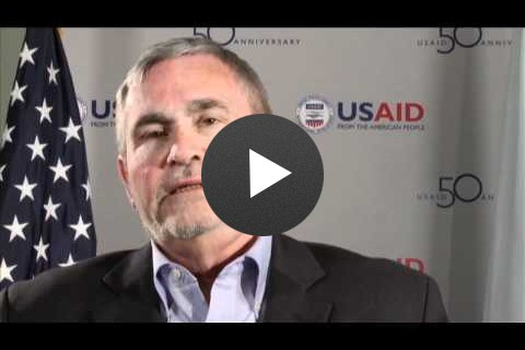 Testimonial: USAID's Middle East Mission Director