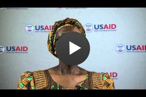 Frontiers in Development 2014 - Winnie Byanyima