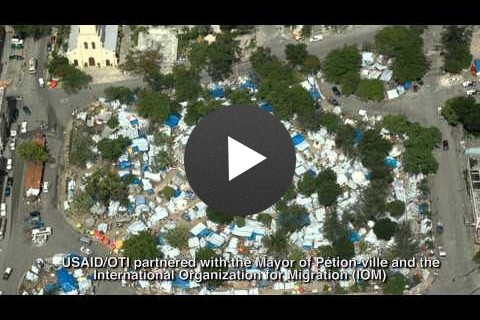 OTI/Haiti Program Feature Part 1