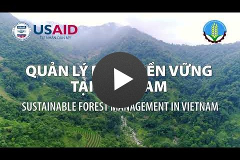 Brief Introduction to USAID Sustainable Forest Management Project