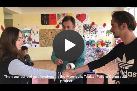 USAID's Civic Education Project: Lado Apkhazava