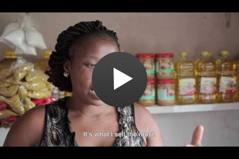 Peanut Butter! Nutritious and Good Business (Global Alliance for Improved Nutrition in Mozambique)