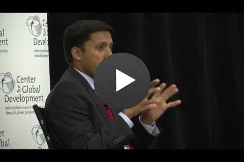 US Partnership with Africa: Economic Growth and Global Development | Rajiv Shah