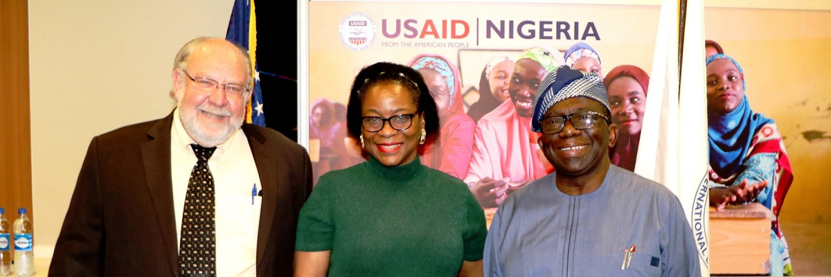 USAID/Nigeria strikes new partnership with Nigeria on TB