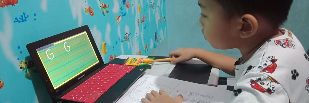 USAID Partners with the Department of Education to Develop Interactive Reading Materials