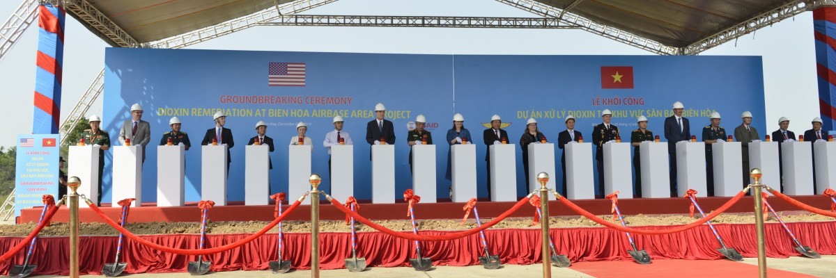 The United States and Vietnam Strengthen Partnership to Address War Legacies