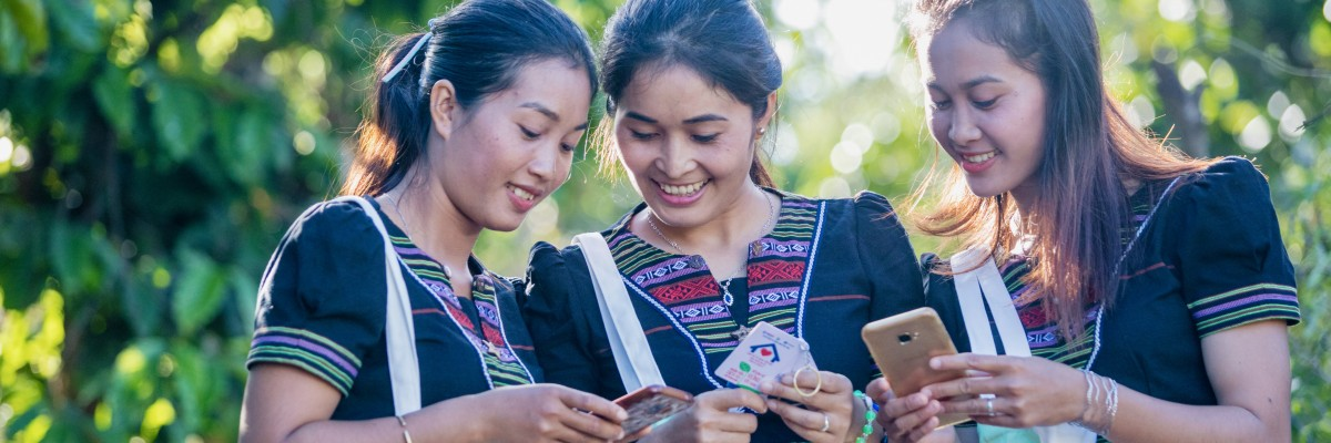 USAID Provides Training On Using Mobile Phones For Quicker, Safer, And More Transparent Forest Protection Payments