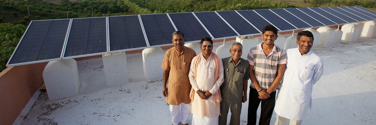 Assist India toward low-emission, energy secure future