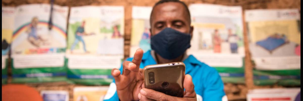 The CommCare app is particularly effective for the detection and treatment of malaria.