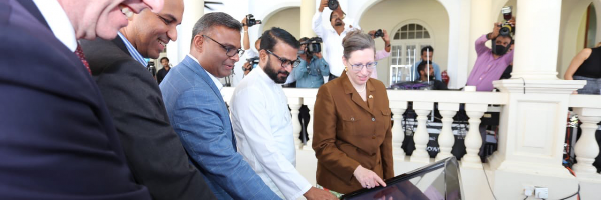 SL@100 Platform launched by USAID and Stax Inc. to help the growth of mid-size businesses
